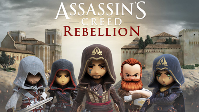 Assasin's Creed Rebellion Geliyor!