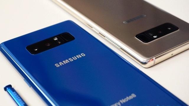 Samsung'dan Galaxy Note 8'in Bataryası Hakkında Açıklama!