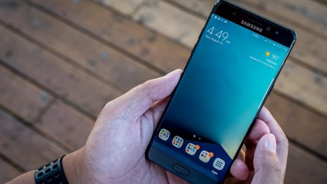 Samsung Galaxy Note 7 Yeni İsmi ile Tekrar Geliyor