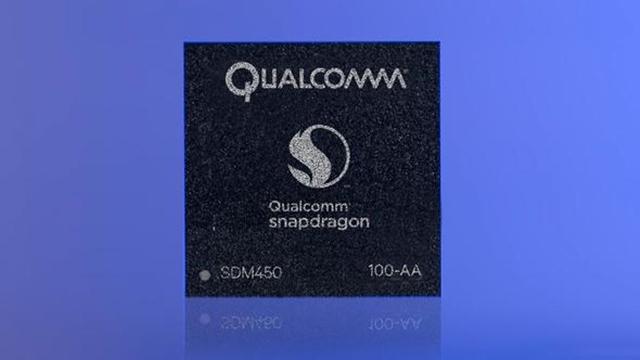 Qualcomm'dan Orta Seviye İşlemci: Snapdragon 450
