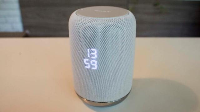 Sony, Google Assistant Kullanan Yeni HomePod'unu Tanıttı
