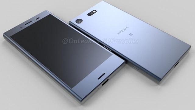 Sony Xperia XZ1'in Görüntüleri ve Teknik Detayları Sızdırıldı