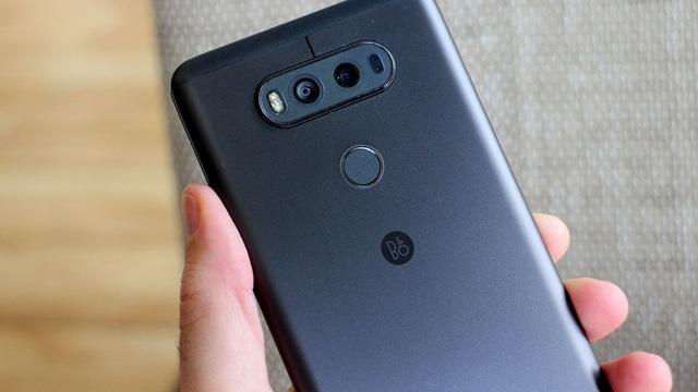 LG V30'un Basın Görselleri Sızdırıldı