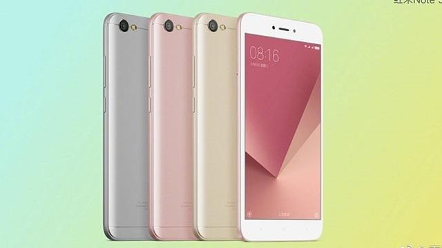 Xiaomi Redmi Note 5A Bugün Tanıtılacak
