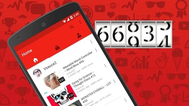 YouTube Mobil Uygulamasına Sayaç Özelliği Geliyor!