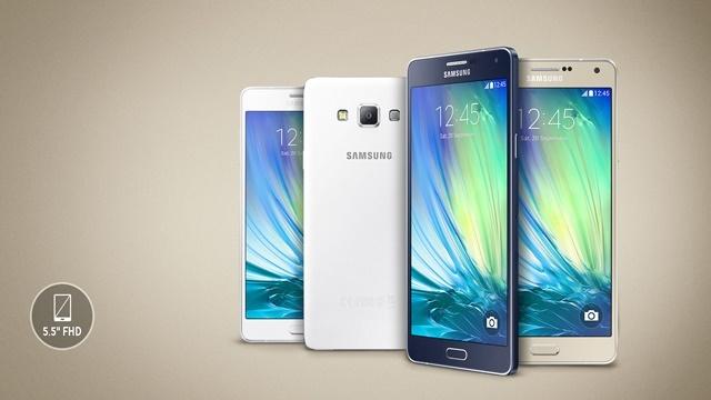 Samsung Galaxy A7 (2017) Ortaya Çıktı!