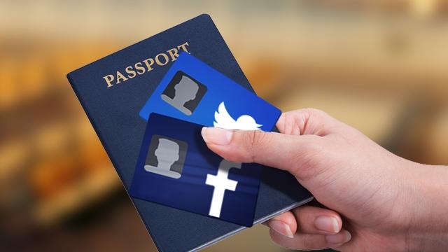 ABD Vizesi Almak İsteyenlerin Sosyal Medya Hesapları Kontrol Edilecek!