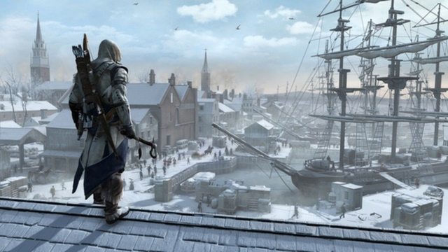 Assassin's Creed 3 Ücretsiz Oluyor!