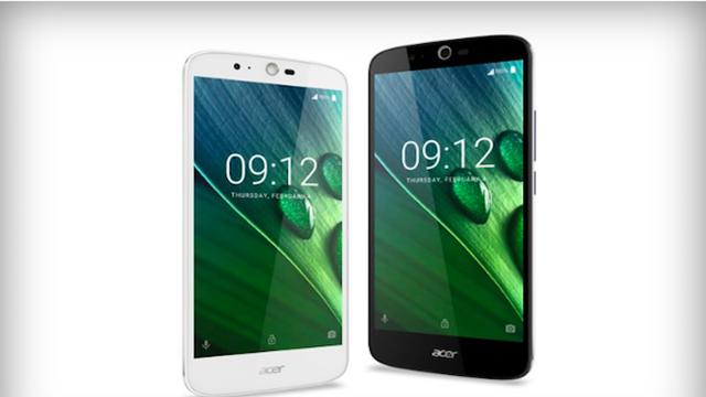 Acer Liquid Zest Plus 5000mAh Bataryayla Geliyor