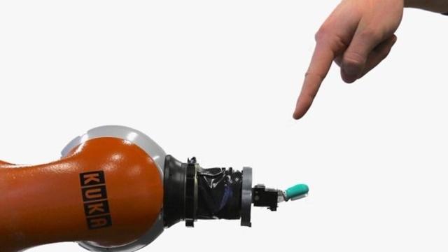 Robotlar Acıyı Hissedebilecekler