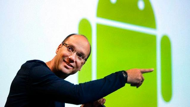 Android'in Kurucusundan Çerçevesiz Premium Akıllı Telefon Müjdesi