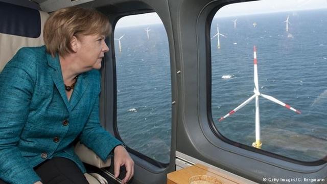 2030'da Almanya'da Emisyon Seviyesi Sıfır Olacak