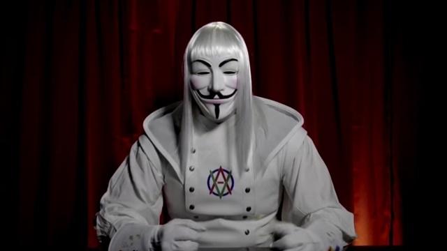 Anonymous Siyasi Parti Kuruyor