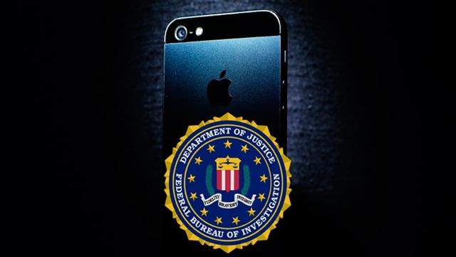 FBI iPhone'ları Kırmak İçin 1.3 Milyon Dolar Harcamış