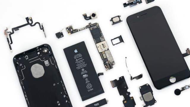 Apple, iPhone'ların Kolayca Tamir Ettirilmesini İstemiyor