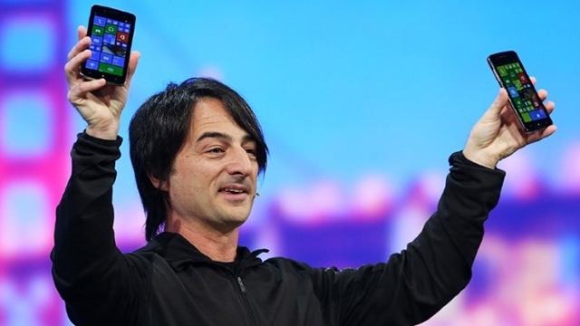 Joe Baltimore: Windows Phone Ölmedi!