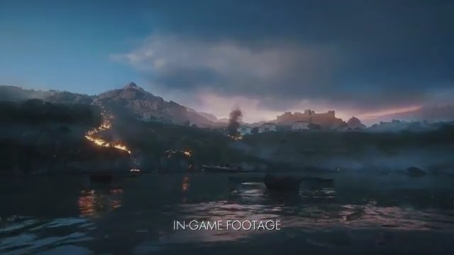 Yeni Battlefield 1 Videosu Çanakkale Savaşı'nı Gösteriyor