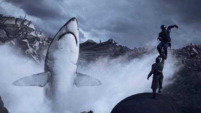 Battlefield 1'de de Dev Köpek Balığını Buldular