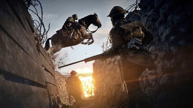 Battlefield 1'de Osmanlı Askeri Olacağı Kesinleşti