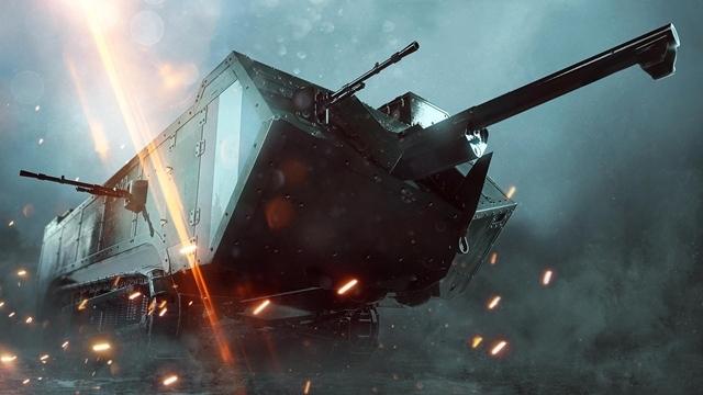 Battlefield 1: They Shall Not Pass'in Bütün İçeriği Ortaya Çıktı