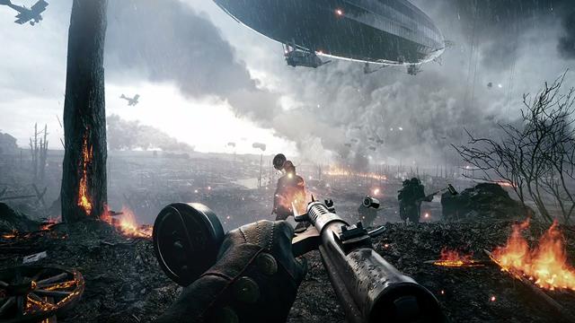 Battlefield 1 Oynayan Konsol Oyuncuları Kendi Savaş Filmlerini Çekecek