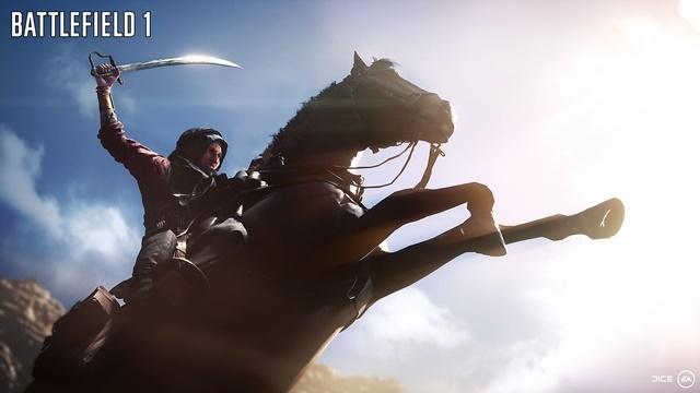 İşte Türkçe Seslendirmeli Battlefield 1