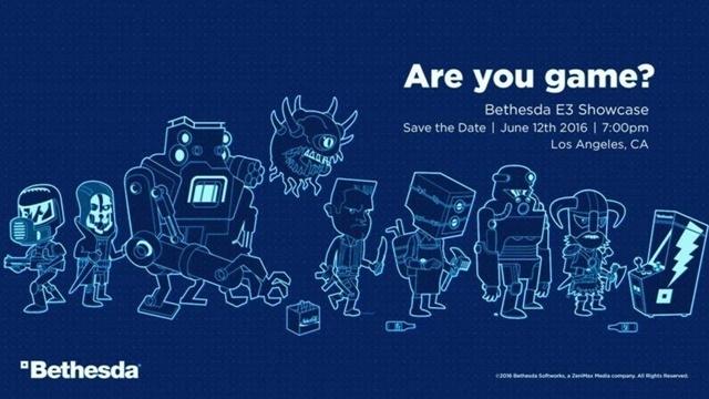 E3 2016 Bethesda Konferansında Tanıtılan Tüm Oyun Videoları