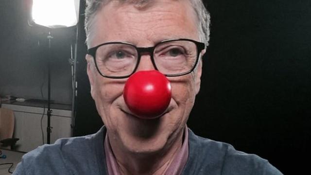 Bill Gates Her ReTweet İçin 10 Dolar Bağışlayacak