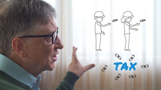 Bill Gates: Robotlar da Vergi Ödesin