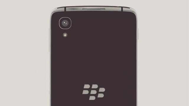 BlackBerry Rome ve Hamburg'un Görüntüleri Sızdı