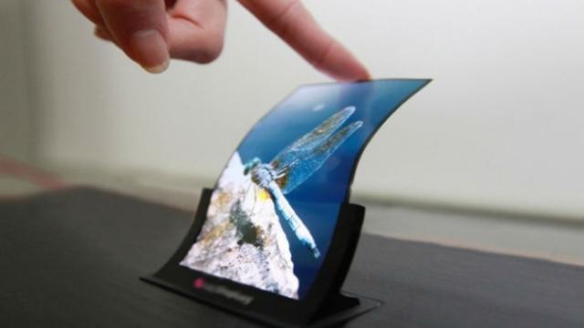 LG ve Samsung'un Bükülebilir Telefonları Bu Sene Çıkarabilir
