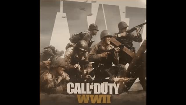 Call of Duty WWII İçin İlk Görseller Ortaya Çıktı