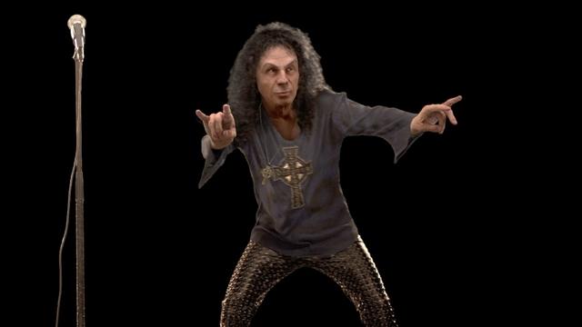 Heavy Metal Efsanesi Dio'nun Hologramı Dünya Turnesine Çıkıyor