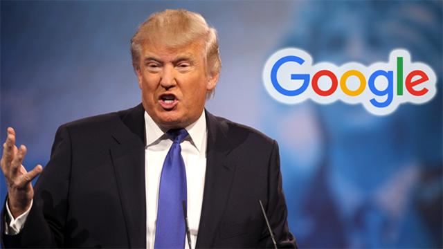 Trump'ın Açıklamalarından Sonra Google Tatildeki Çalışanlarını Geri Çağırdı