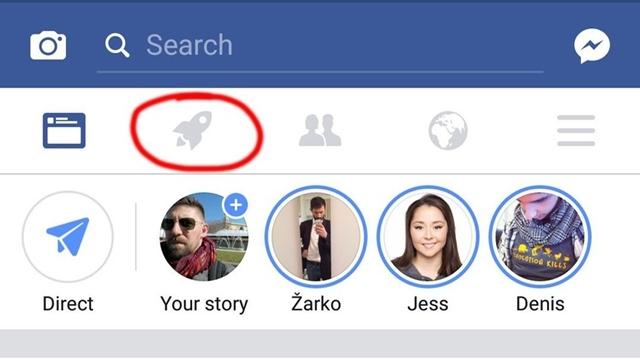 Facebook'taki 'Roket' İkonu Ne İşe Yarıyor?