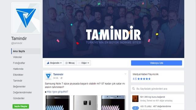 Facebook'ta Beğendiğiniz Sayfaların Tasarımı Değişti