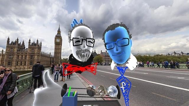 Facebook, VR Sayesinde Arkadaşlarımızla İstediğimiz Yerde Takılabileceğimizi Gösterdi