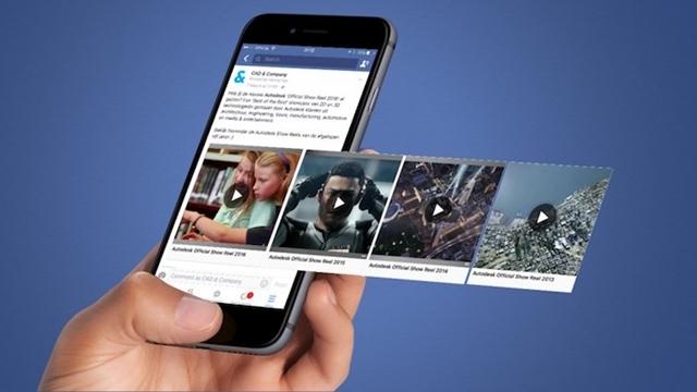 Facebook Korsan Videoları Engellemek İçin Şirket Satın Aldı