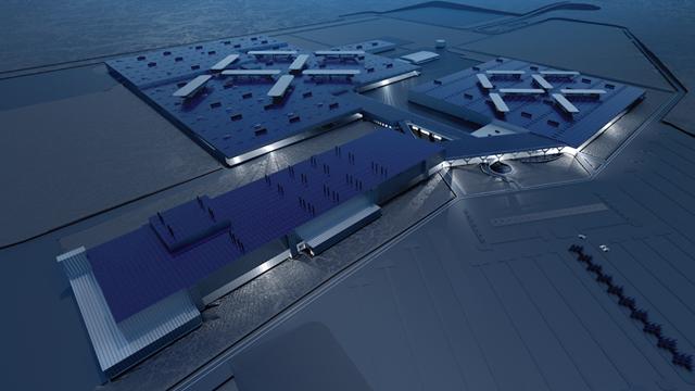 Faraday Future'ın Milyar Dolarlık Fabrika İnşaatı İptal Edildi