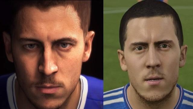 FIFA 16 ve FIFA 17'nin Grafikleri Karşılaştırıldı