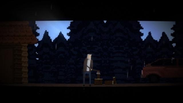 Yerli Korku Oyunu Firewood Desteklerinizi Bekliyor