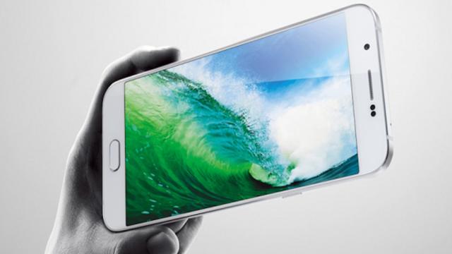 Galaxy A8 (2016)'nın Dahili Depolama Alanı Ortaya Çıktı