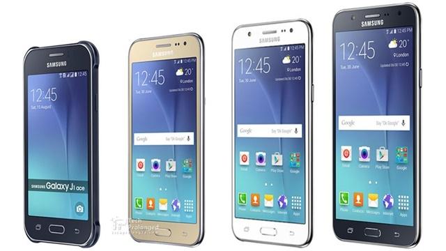 Samsung'dan 7-inch'lik Telefon Galaxy J Max