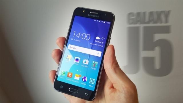 Henüz Duyurulmamış Samsung Galaxy J7 ve Galaxy J5 (2017) Ortaya Çıktı