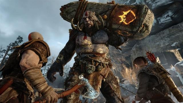 God of War Orijinal PS4'e Göre Yapıldı