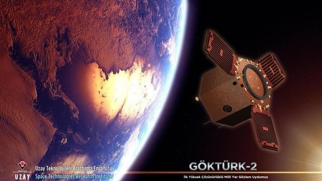 Göktürk-2, 21 Bin Tur Attı