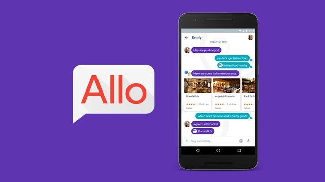 Google Allo Yeni GIF Özelliğini Duyurdu