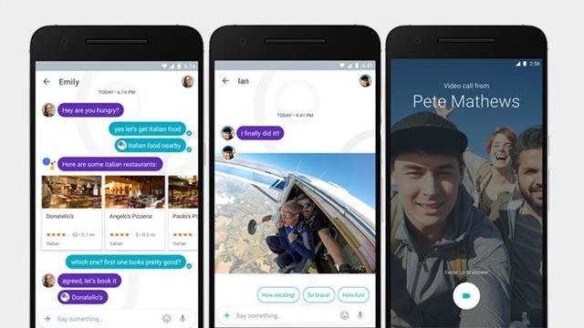 Google Allo Android Nougat'a Entegre Olabilirdi