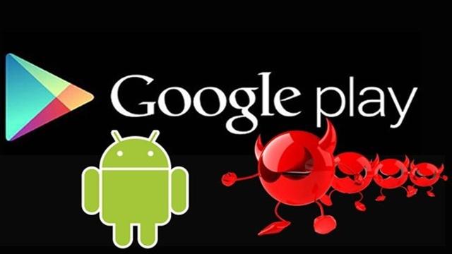 Google Play'deki 155 Uygulama Virüs İçeriyor