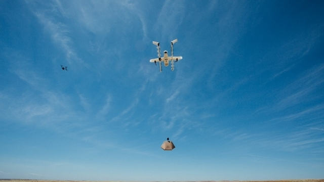 Google, Drone Trafik Kontrol Sistemi Üzerinde Çalışıyor